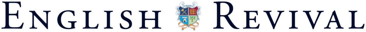 English Revival Logo
