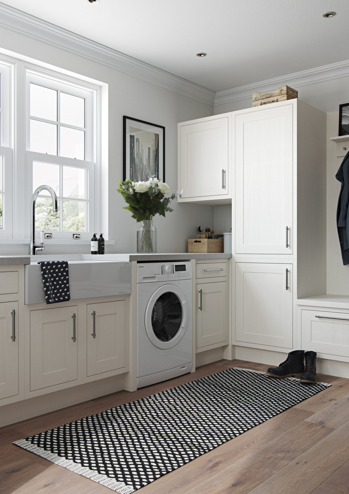 Complementry Utility Room