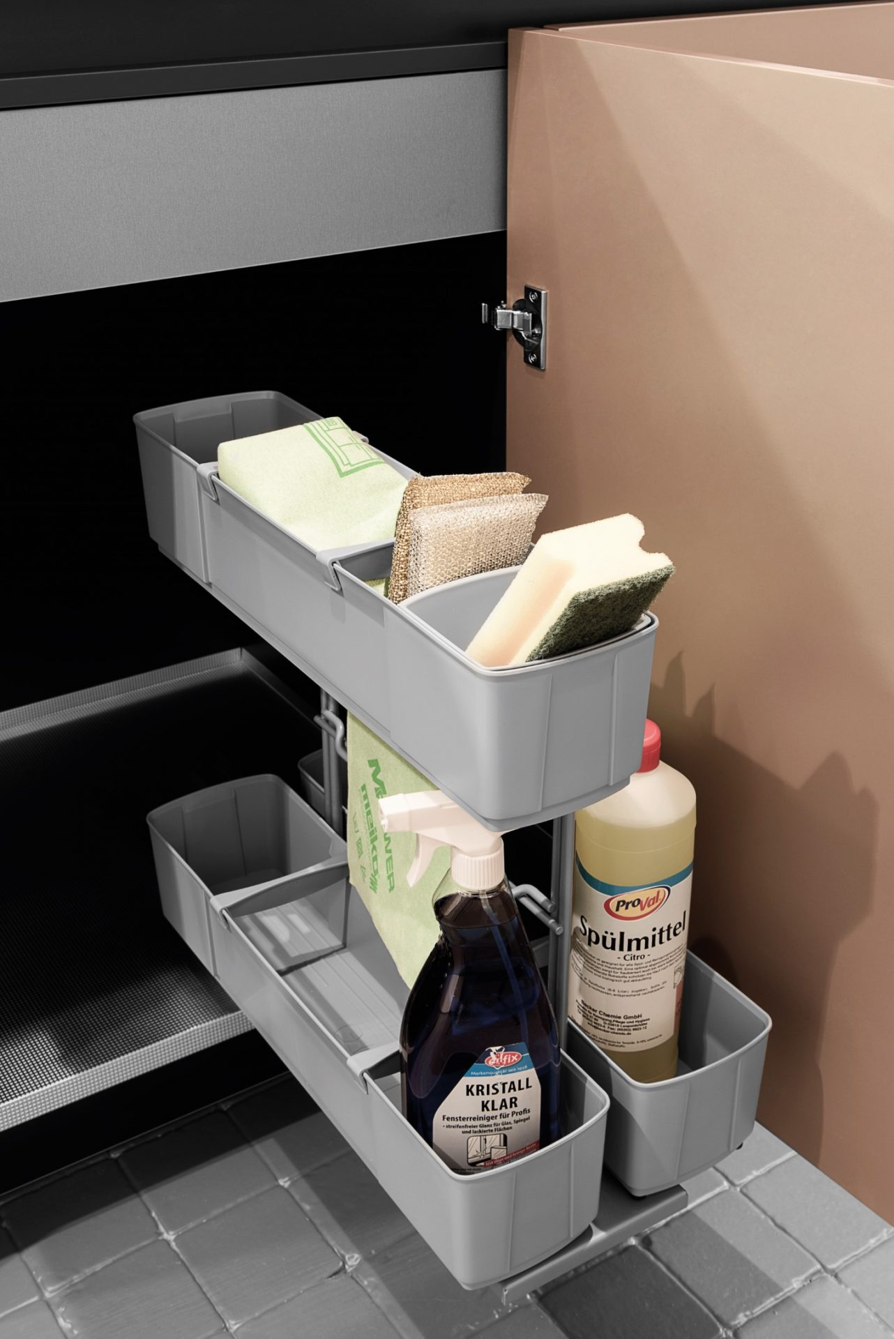 Kitchen Pull Out Storage