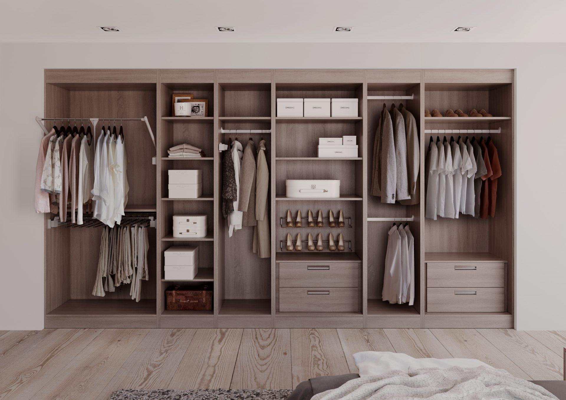 Storage Solutions Wardrobe