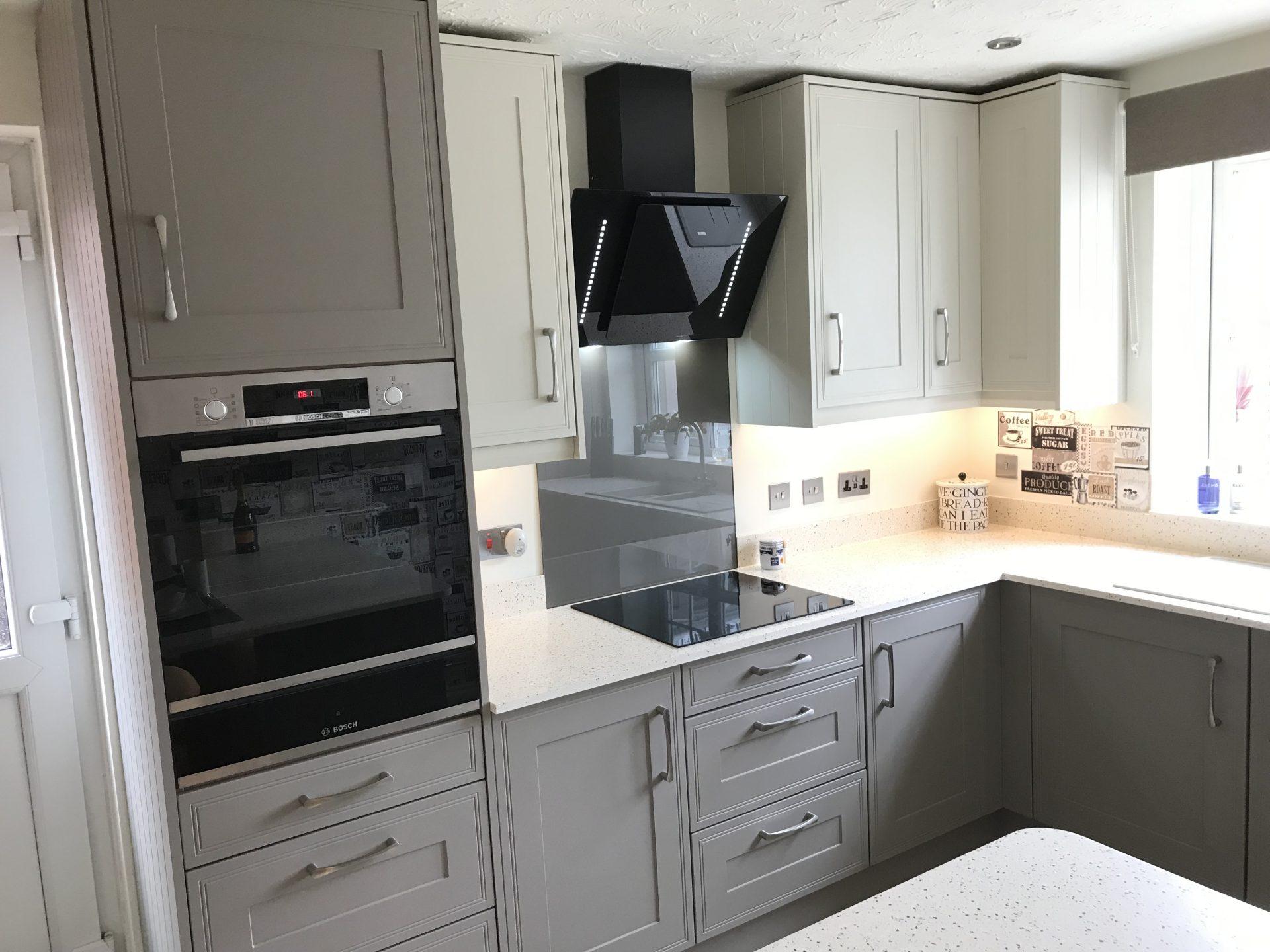 Classic Tulley Kitchen Design Installation - Shropshire