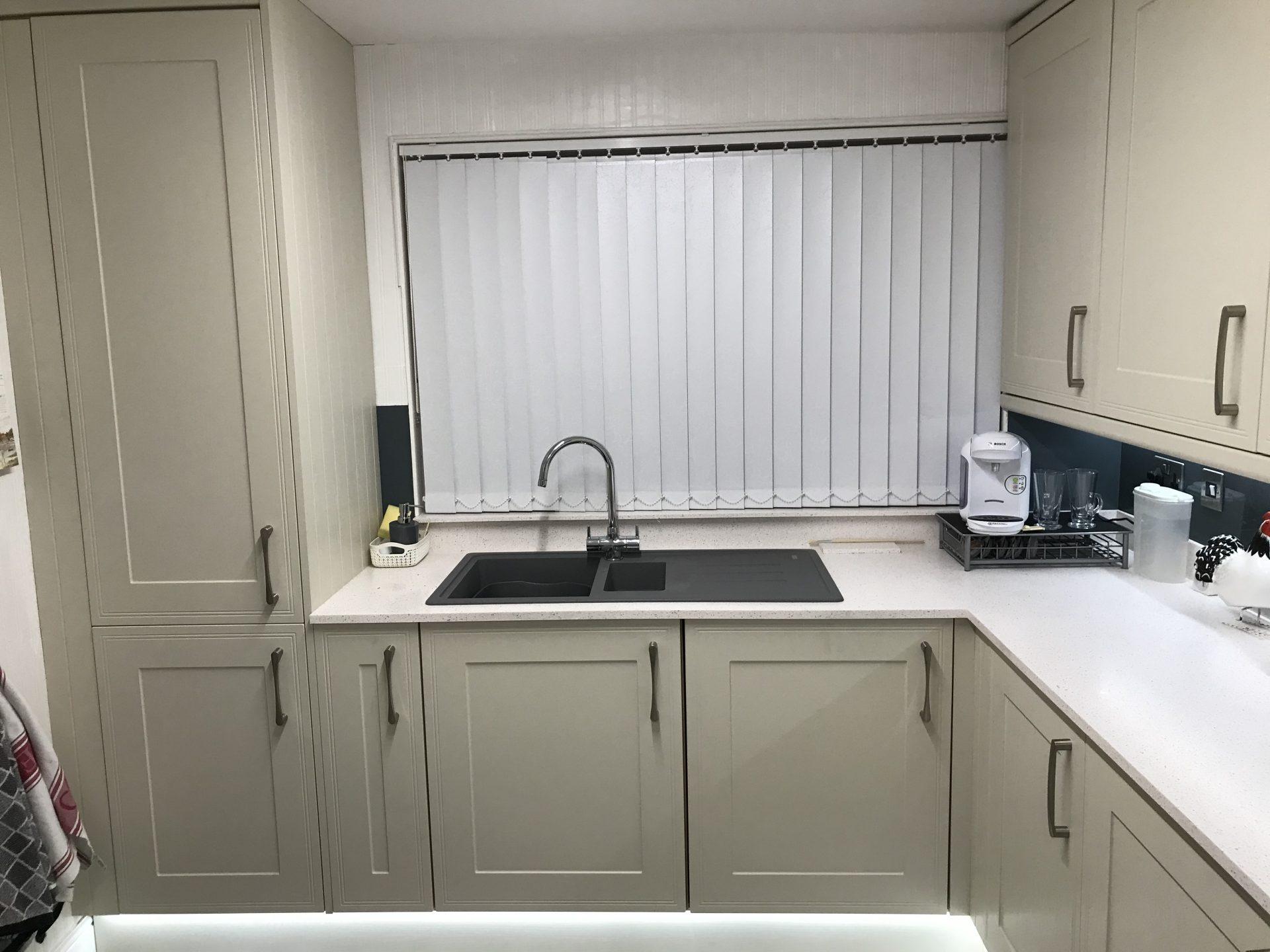 Ultra Gloss Kitchen Installation Sutton Heights