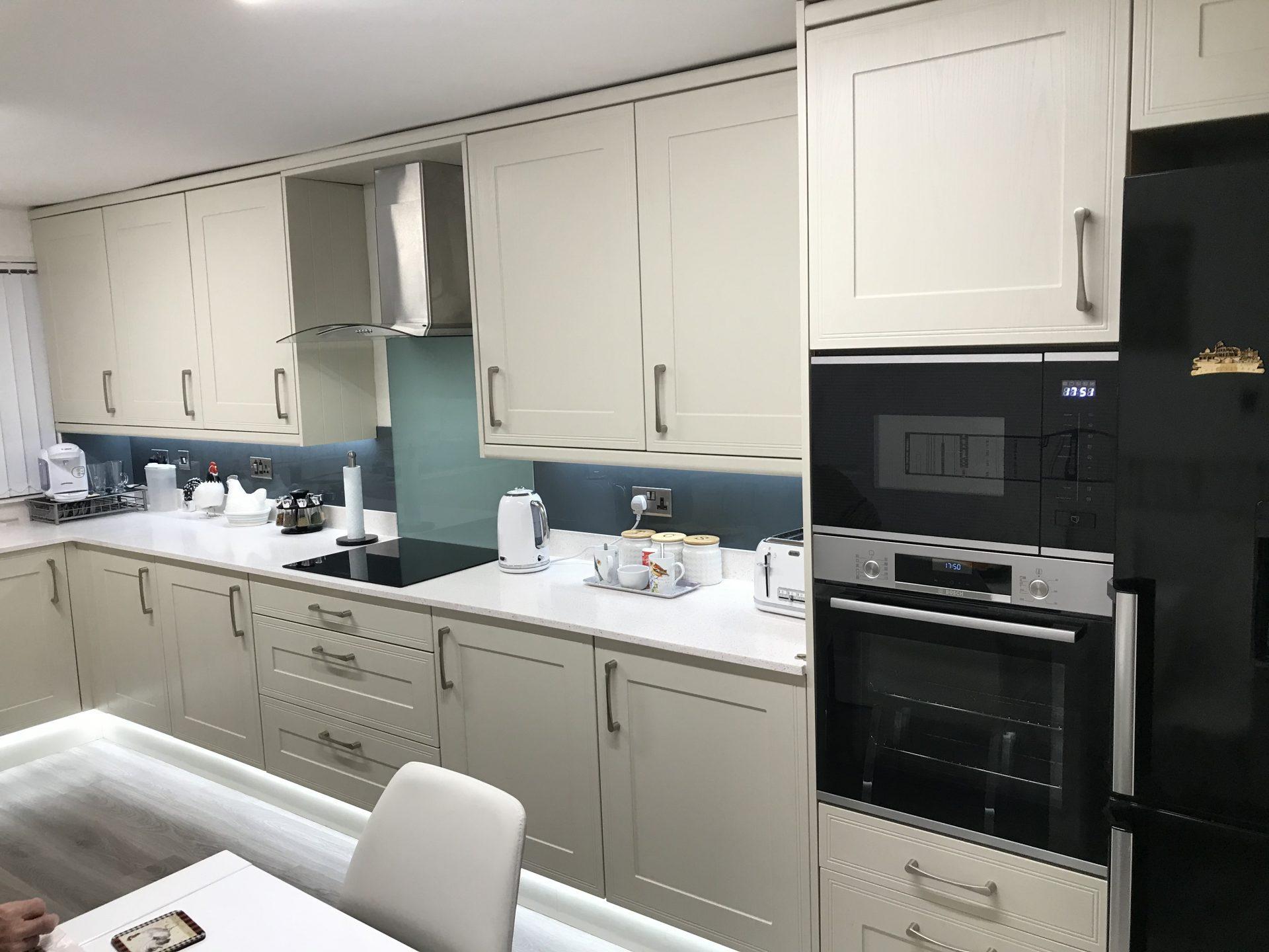 Ultra Gloss Kitchen - Sutton Heights