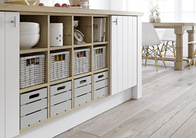Home Alterations - Floor Upgrades