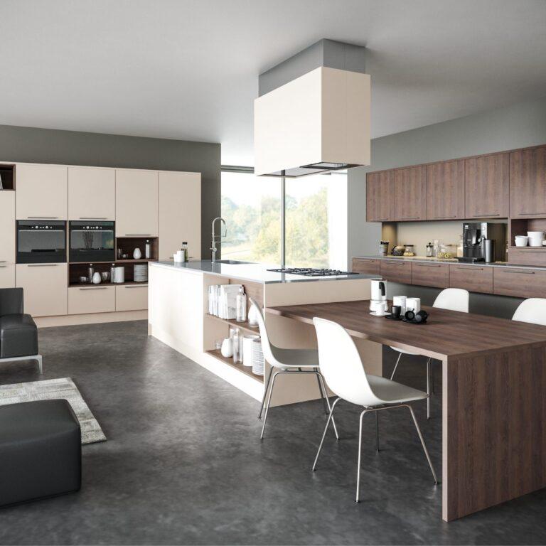 Modern Kitchen Range