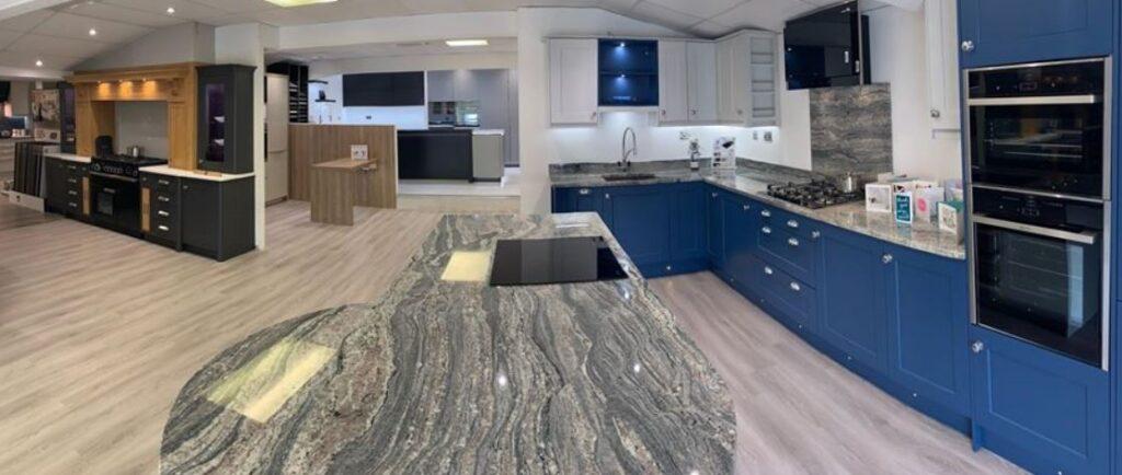 Telford Kitchens Showroom